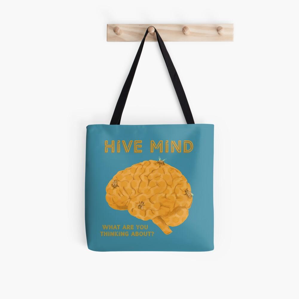 Hive Mind Tote Bag