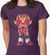 Rodimus Prime MTMTE Women's Fitted T-Shirt