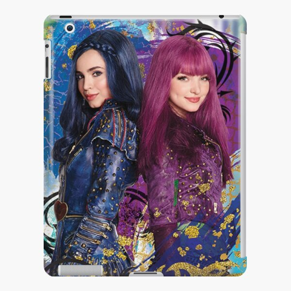 descendants poster 2 iPad Snap Case