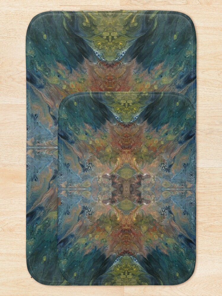 Alternate view of The River Dreams of Spring Bath Mat