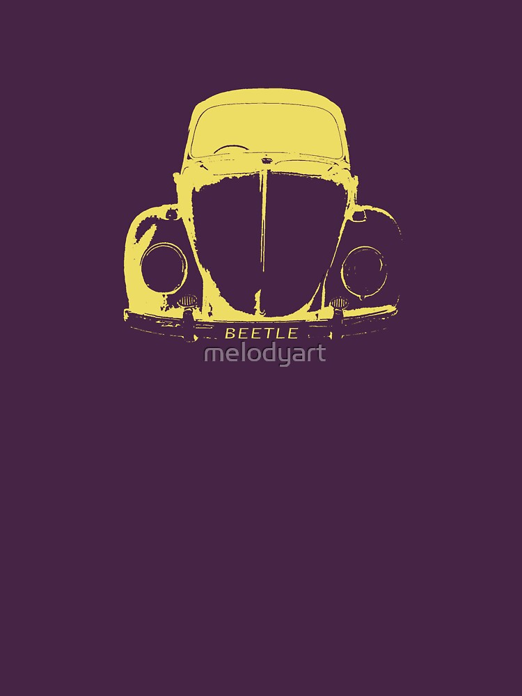 VW Beetle - Yellow | Women's T-Shirt