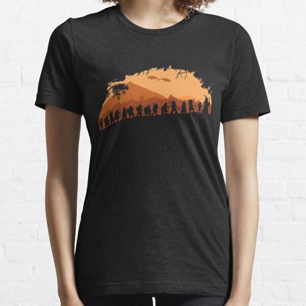 La Compañía de Thorin Camiseta esencial