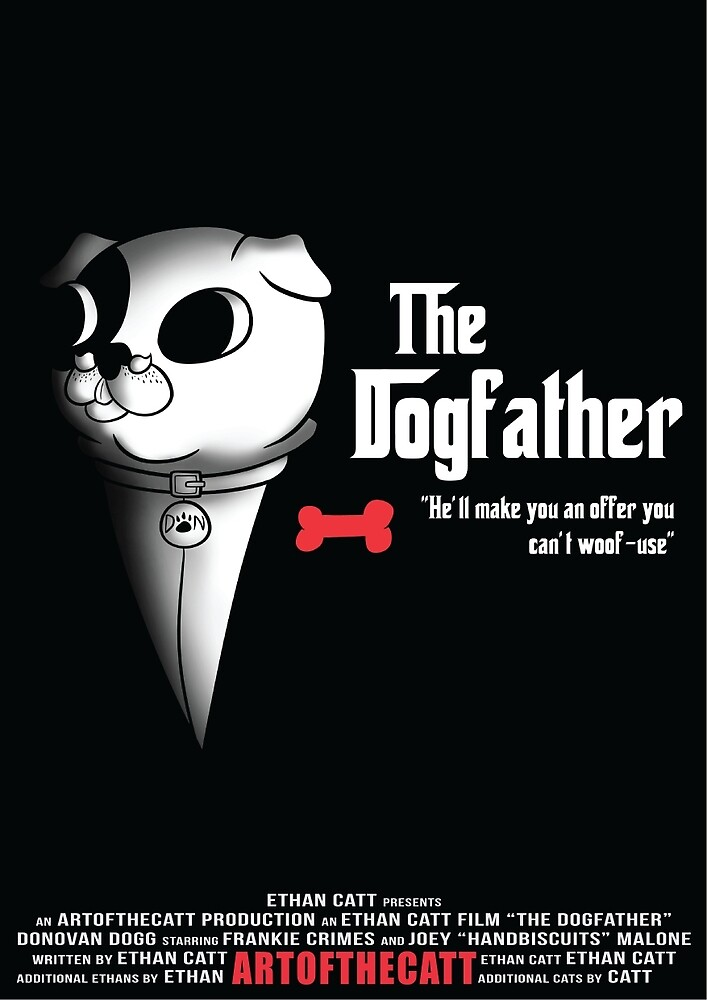 The Dogfather by TheCatt