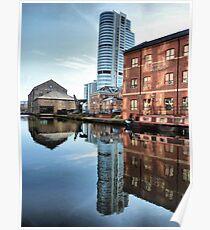 Granary Wharf Poster