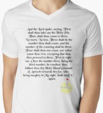 The Holy Hand Grenade of Antioch T-Shirt