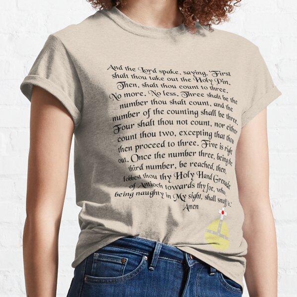 La grenade à main d'Antioche T-shirt classique