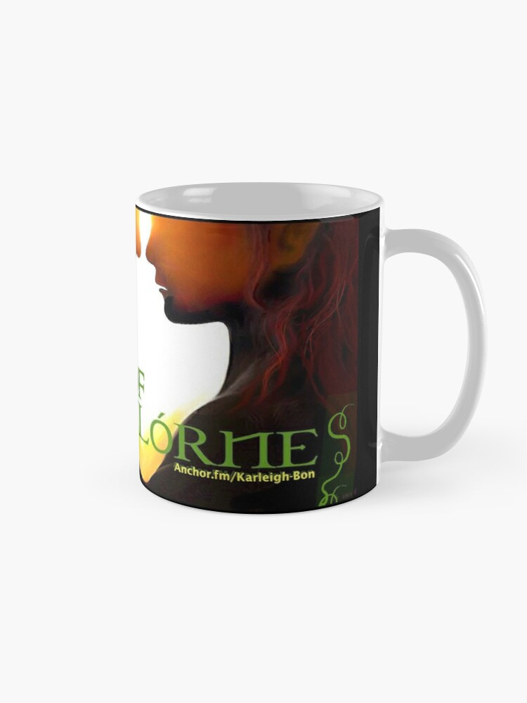 Alternate view of Tales of Eldelórne Mug