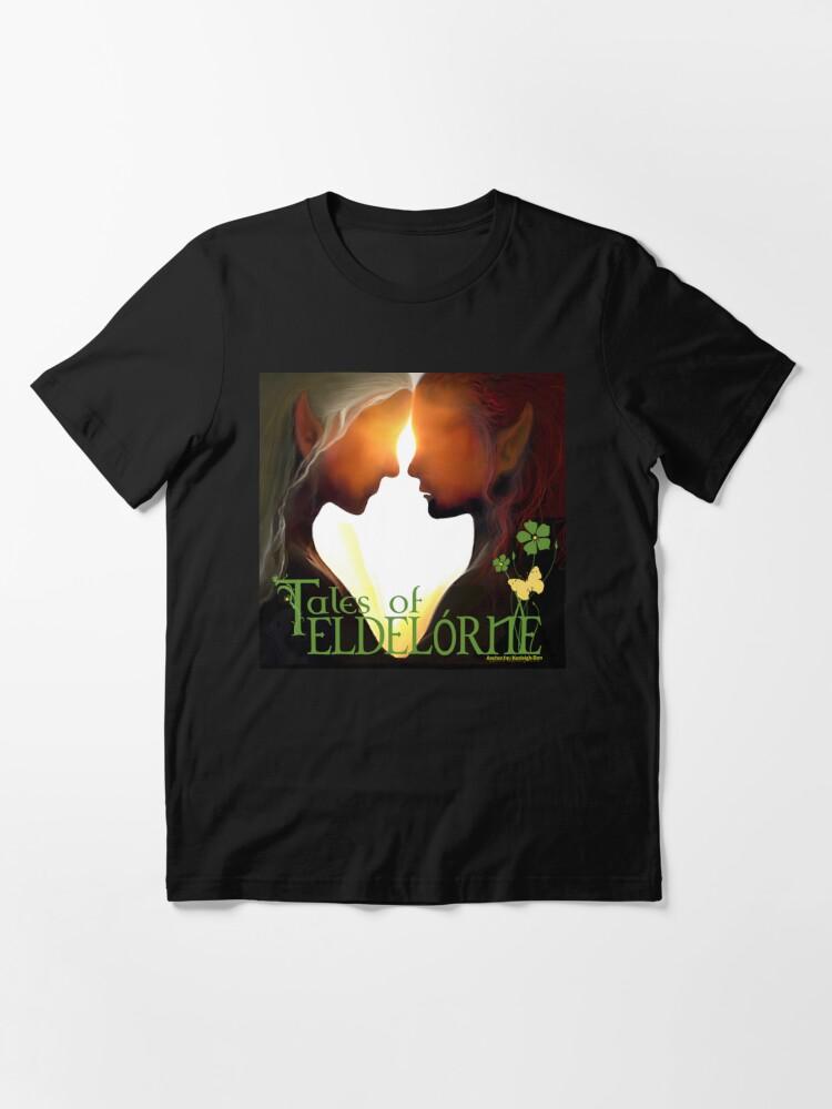 Alternate view of Tales of Eldelórne Essential T-Shirt