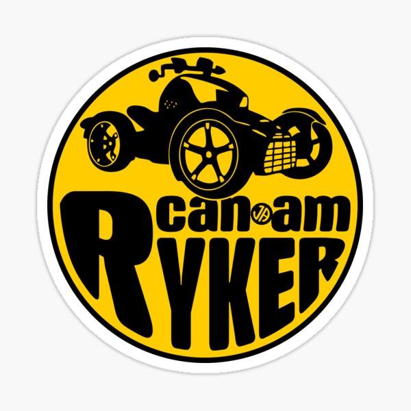 Lot de Can-Am Ryker Sticker