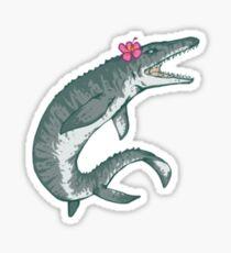 Jurassic Girls - Mosa-chan Sticker