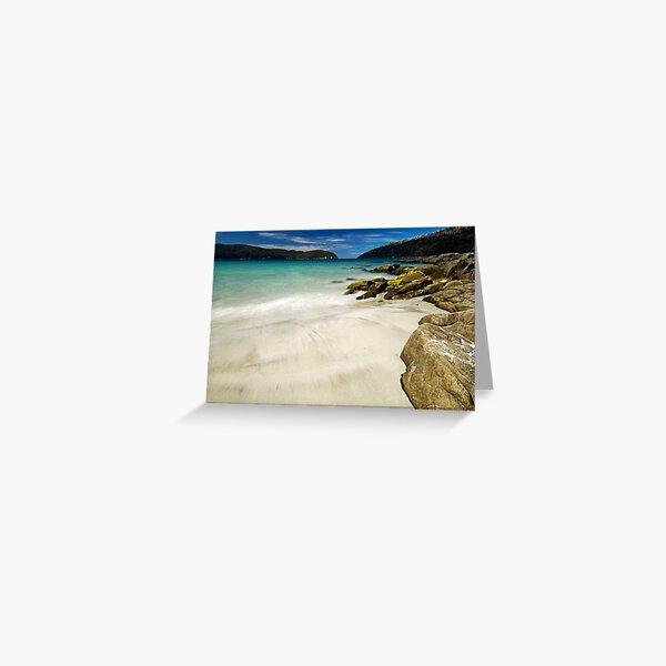 Fortescue Bay, Tasmania Greeting Card