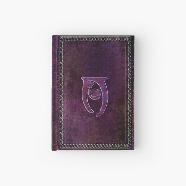 Skyrim Conjuration Spell Tome Hardcover Journal