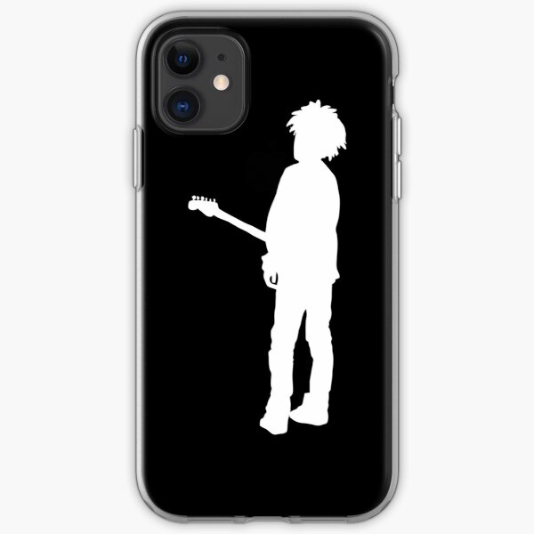 Top Selling Robert Cure Smith Siluet Merchandise iPhone Soft Case
