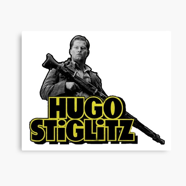 Hugo Stiglitz - Large Print Canvas Print