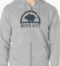 The Seven Deadly Sins - Boar Hat Merchandise Zipped Hoodie