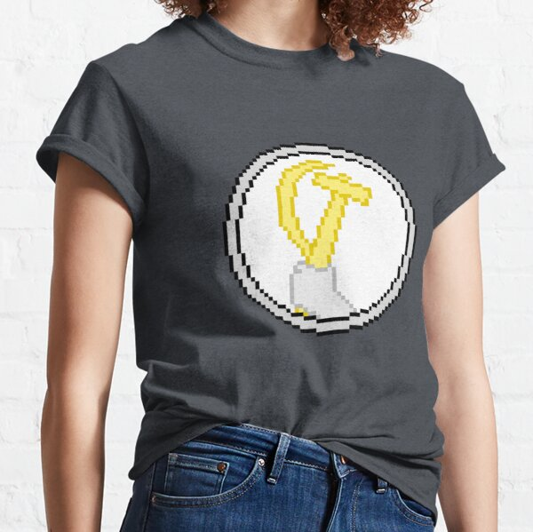 Hammer and Sickle Symbol Classic T-Shirt