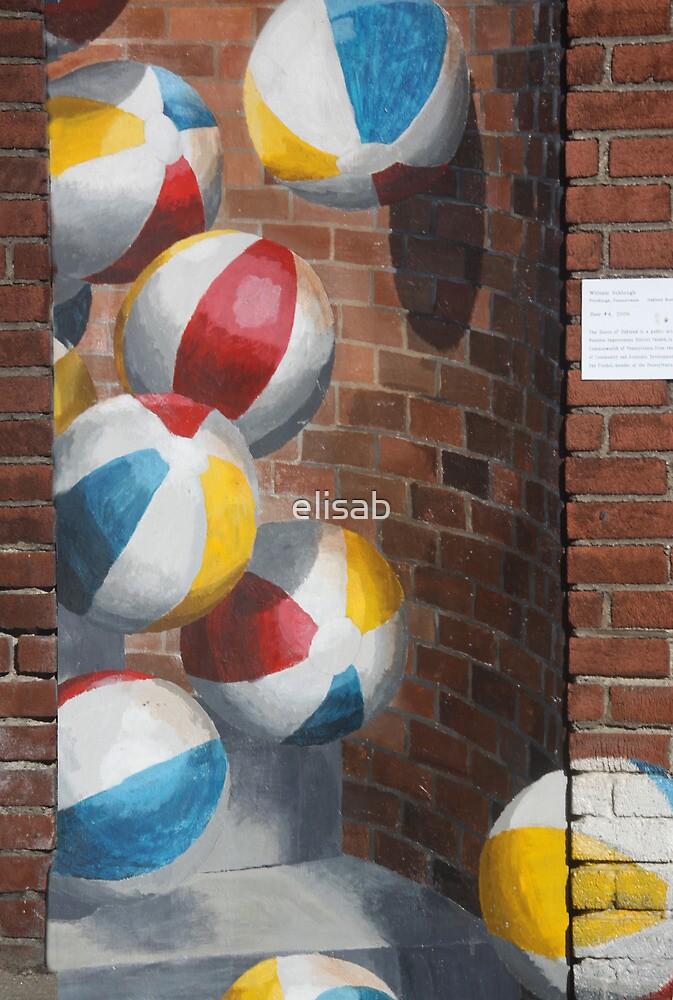 Pittsburgh Grafitti by elisab