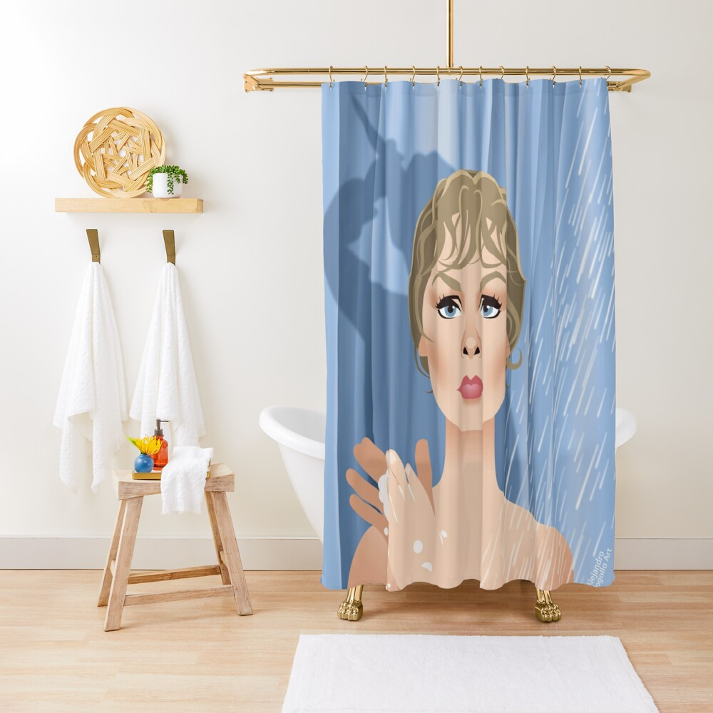 Marion Shower Curtain