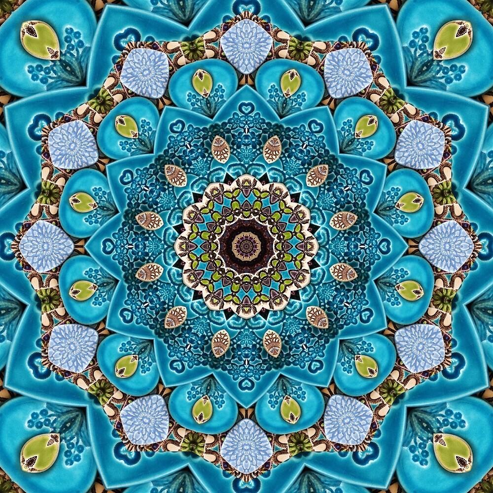 Caribbean Blue by BronysStudio