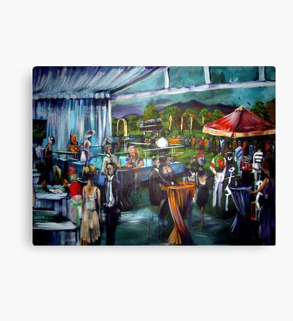 The Townsville Cup Canvas Print