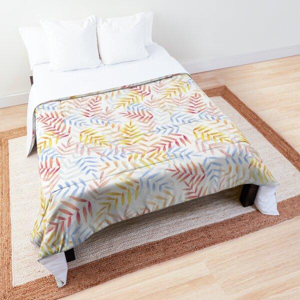 Colorful Tropic Comforter