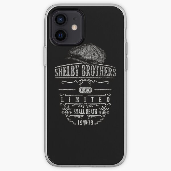 Shelby Brothers Ltd iPhone Soft Case