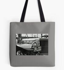 WWII U.S. Jeep Tote Bag