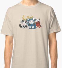 Faster, Pizzacats! Kill! Classic T-Shirt