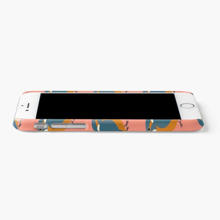 Alternate view of Kingfishers everywhere iPhone Case & Cover