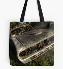 Rush Wagon ~ HDR Tote Bag