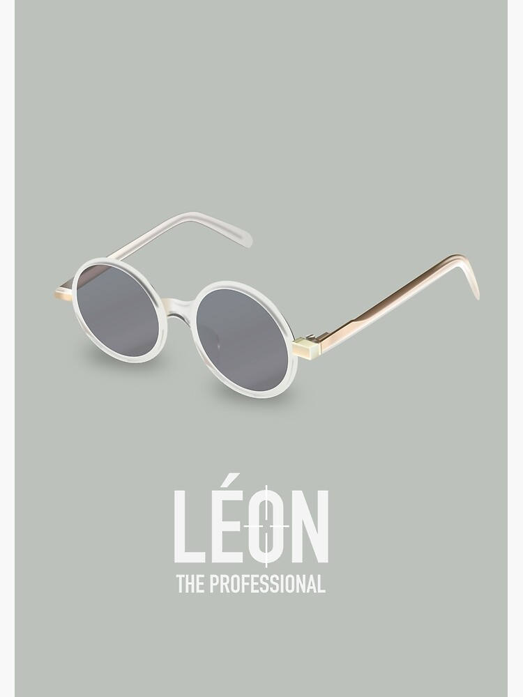 Leon: The Professional - Alternative Movie Poster by MoviePosterBoy
