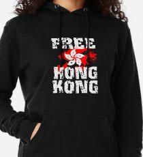 Free Hong Kong Lightweight Hoodie