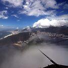 Misty View - Rio de Janerio by John Dalkin