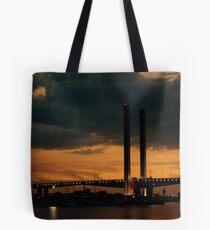 bolte bridge,melbourne Tote Bag