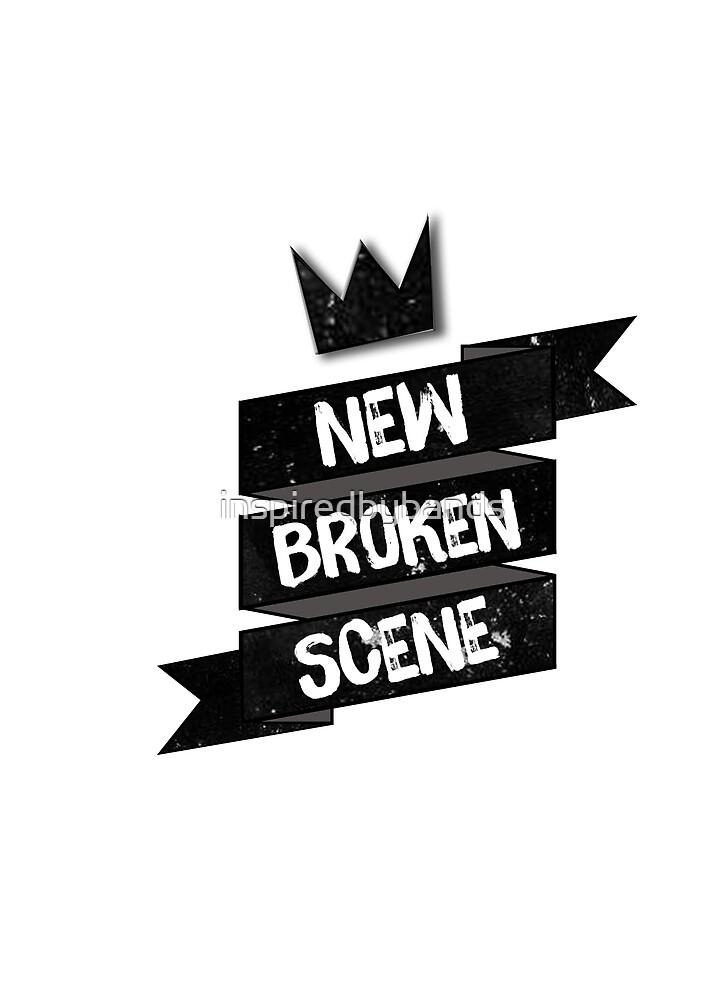 NEW BROKEN SCENE II  by inspiredbybands