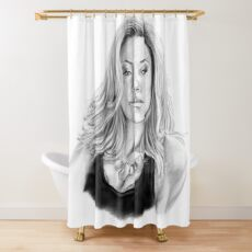Orphan Black - Right, whatever... Shower Curtain