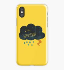 Sombre Weather iPhone Case