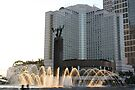 Hyatt Hotel, Jakarta by buildings