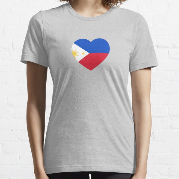 Filipino Heart Essential T-Shirt