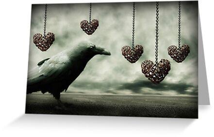 Love is Dead by Matteo Pontonutti