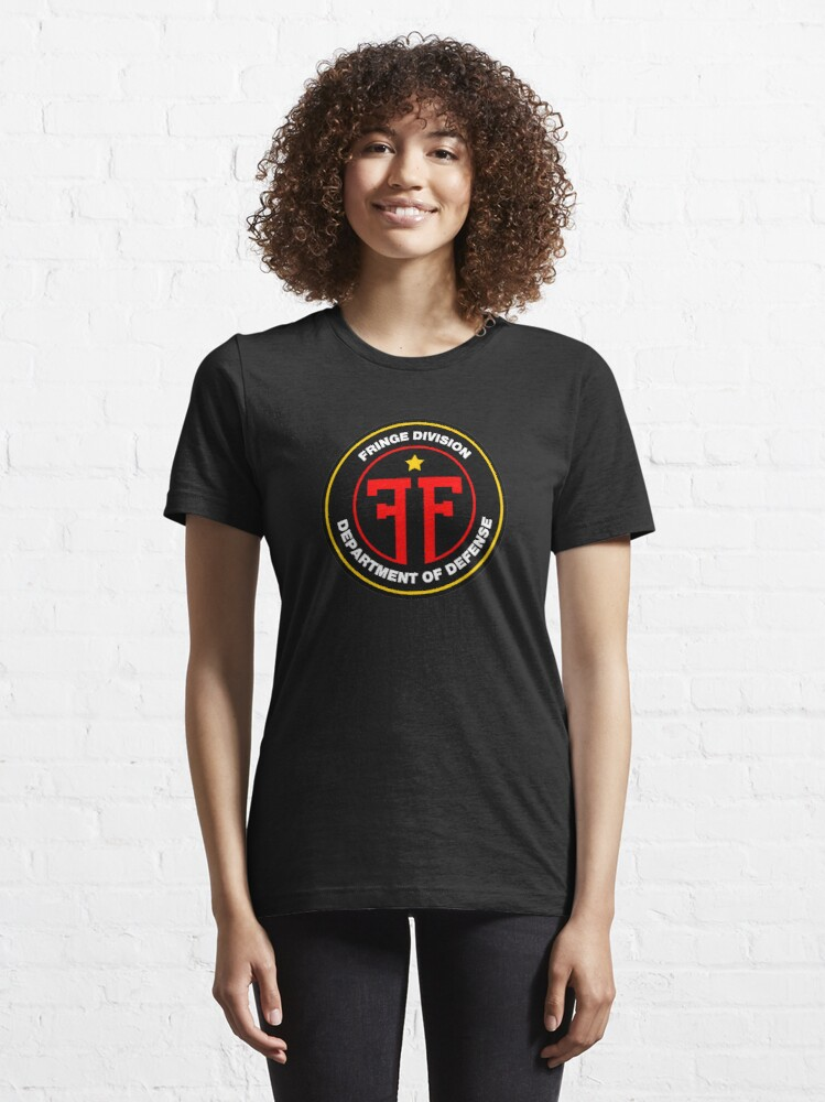 Alternate view of Fringe Division Colour Essential T-Shirt