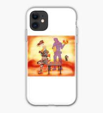 Zane at the desert iPhone Case