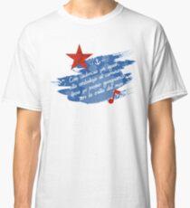 La chica del malecon Camiseta clásica