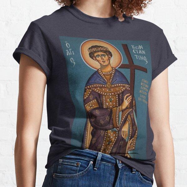Saint Constantine Classic T-Shirt