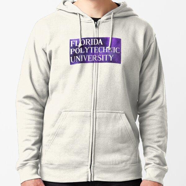 Florida Polytechnic University Zipped Hoodie