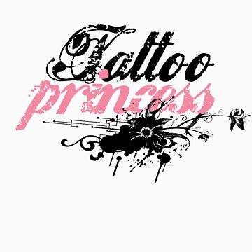 tattoo princess by rosalin