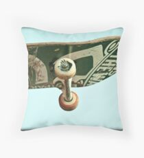 board Throw Pillow