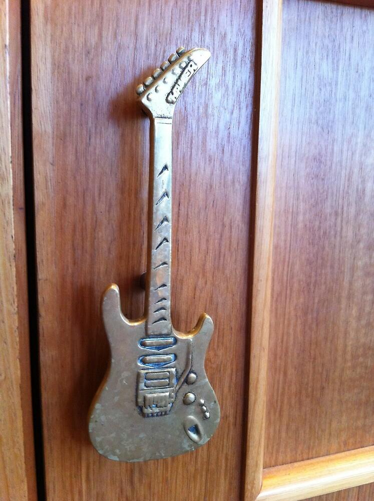 Guitar  by Stacey Sullivan