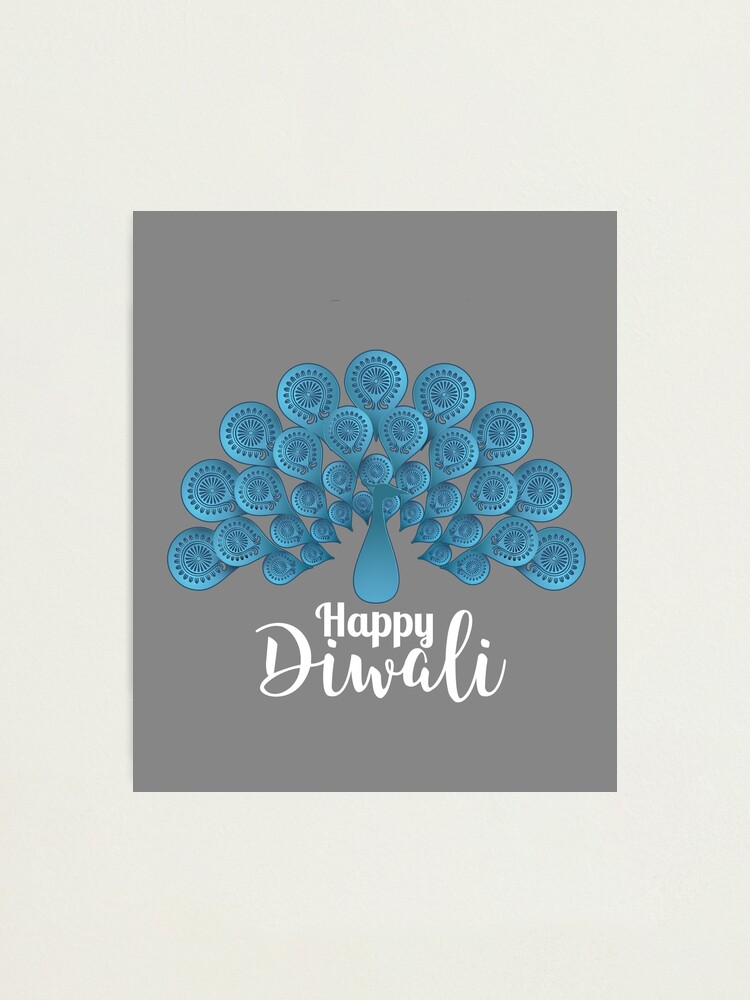 Happy Diwali Gift Tags 6 Diwali Tags Indian Festival Tags Deepavali Gift Etsy