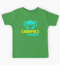 Carapace Invaders Kids Tee